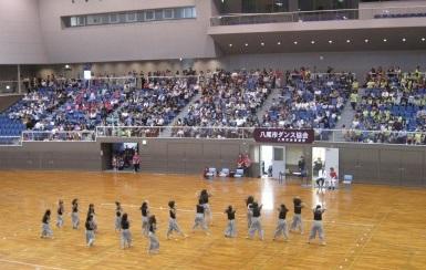 第7回 八尾市ダンス協会〜ダンスコンサート〜今年もウイングメインアリーナで踊ります‼