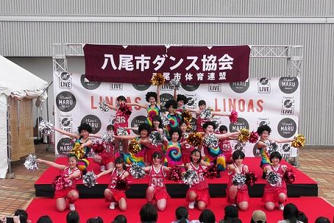 【リノマル プロジェクト】八尾ダンス協会GWスペシャルライブ!温かいご声援ありがとうございました!